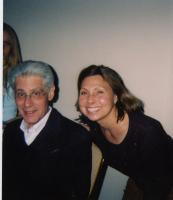 With Brian Weiss at VIP book signing